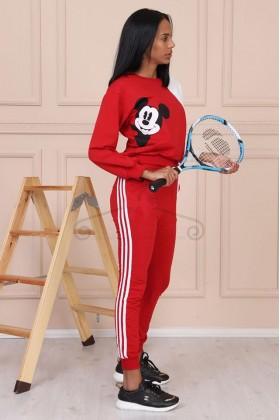 Compleu Iudita cu Mickey Mouse