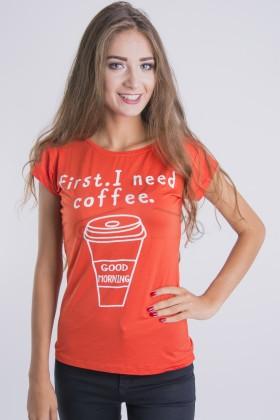 Tricou COFFE
