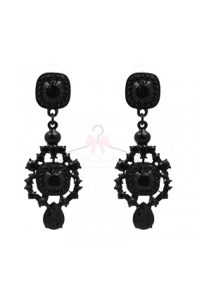 Cercei Black Dangle