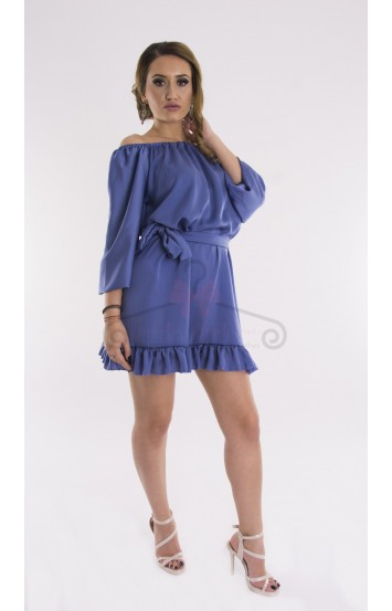 IVY BLUE DRESS
