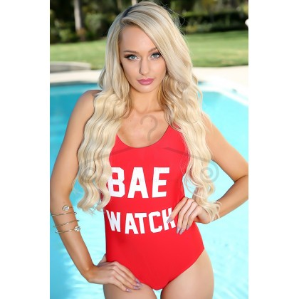 Costum baie  Bae Watch